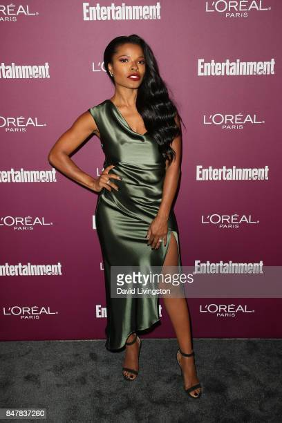 Keesha Sharp attends the Entertainment Weekly's 2017 PreEmmy Party at the Sunset Tower Hotel on September 15 2017 in West Hollywood California
