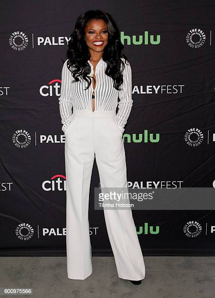 Keesha Sharp attends The Paley Center for Media's PaleyFest 2016 fall TV preview for FOX at The Paley Center for Media on September 8 2016 in Beverly...