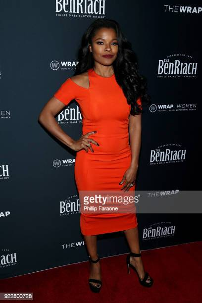 Keesha Sharp attends TheWrap's 2018 Women Whiskey and Wisdom Celebrating Women Oscar Nominees at Teddy's at The Hollywood Rooselvelt Hotel on...