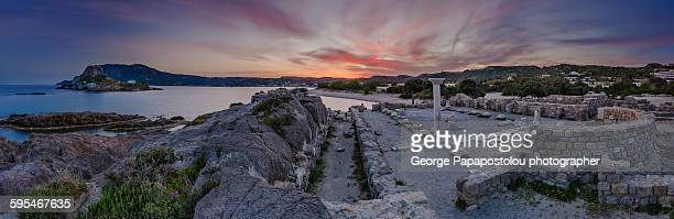 Kefalos village Kos island Greece