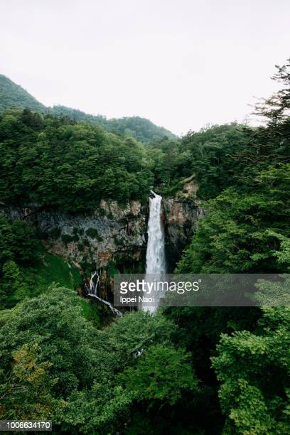 Kegon Falls in summer, Nikko National Park, Tochigi, Japan