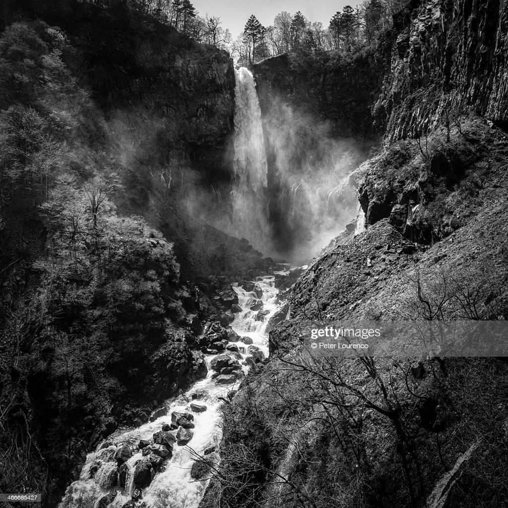 Kegon Waterfall : Stock-Foto