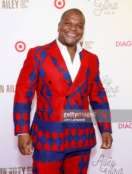 Kehinde Wiley attends 2019 Ailey Spirit Gala at David Koch Theatre at Lincoln Center on June 13, 2019 in New York City.
