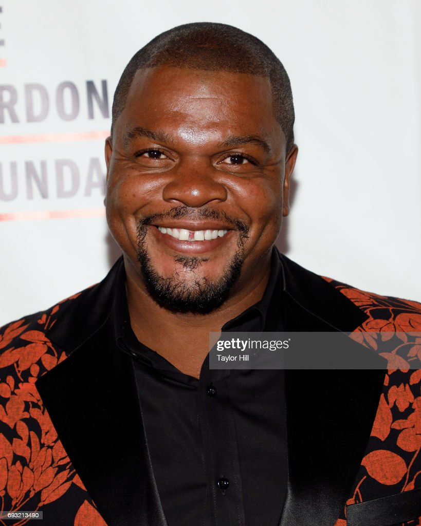 Kehinde Wiley attends the 2016 Gordon Parks Foundation Annual Gala at Cipriani 42nd Street on June 6, 2017 in New York City.