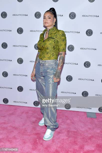 Kehlani attends Beautycon Festival Los Angeles 2019 at Los Angeles Convention Center on August 11 2019 in Los Angeles California