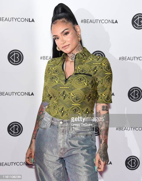 Kehlani attends Beautycon Los Angeles 2019 Day 2 Pink Carpet at Los Angeles Convention Center on August 11 2019 in Los Angeles California