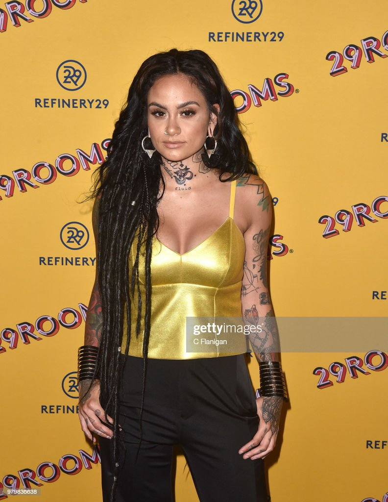 Refinery29's 29Rooms San Francisco Turn It Into Art Opening Party 2018 - Arrivals