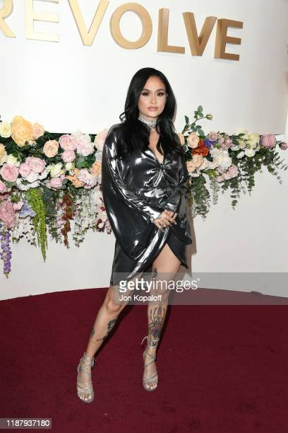 Kehlani attends the 3rd Annual #REVOLVEawards at Goya Studios on November 15 2019 in Hollywood California