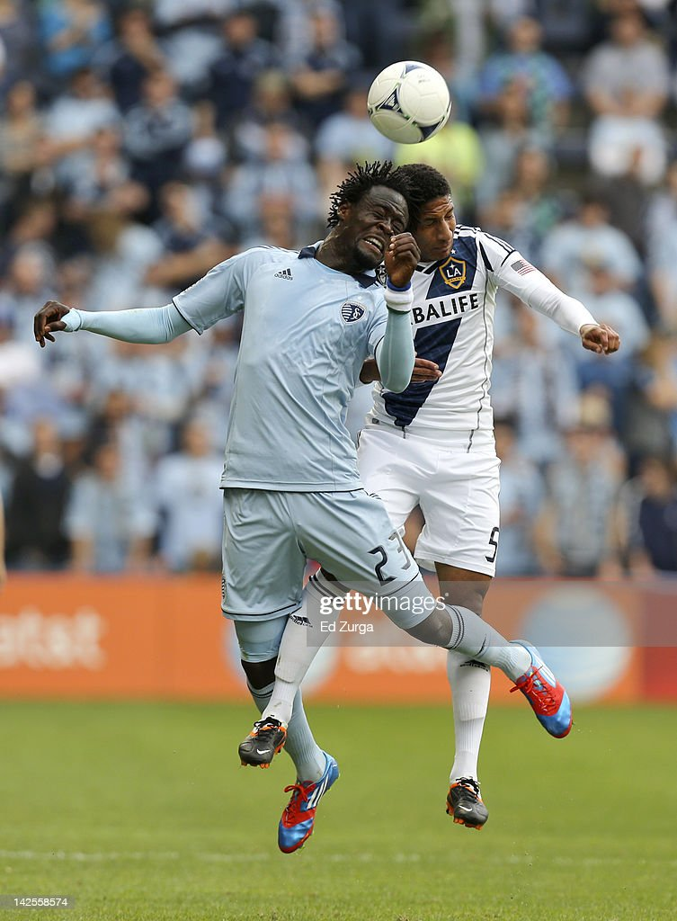 Los Angeles Galaxy v Sporting Kansas City