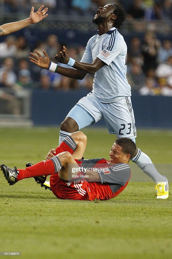 Toronto FC v Sporting Kansas City