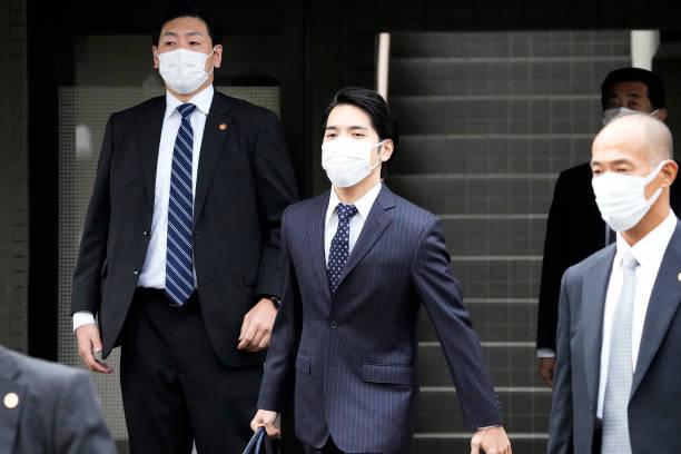 JPN: Princess Mako Of Japan Marries Kei Komuro