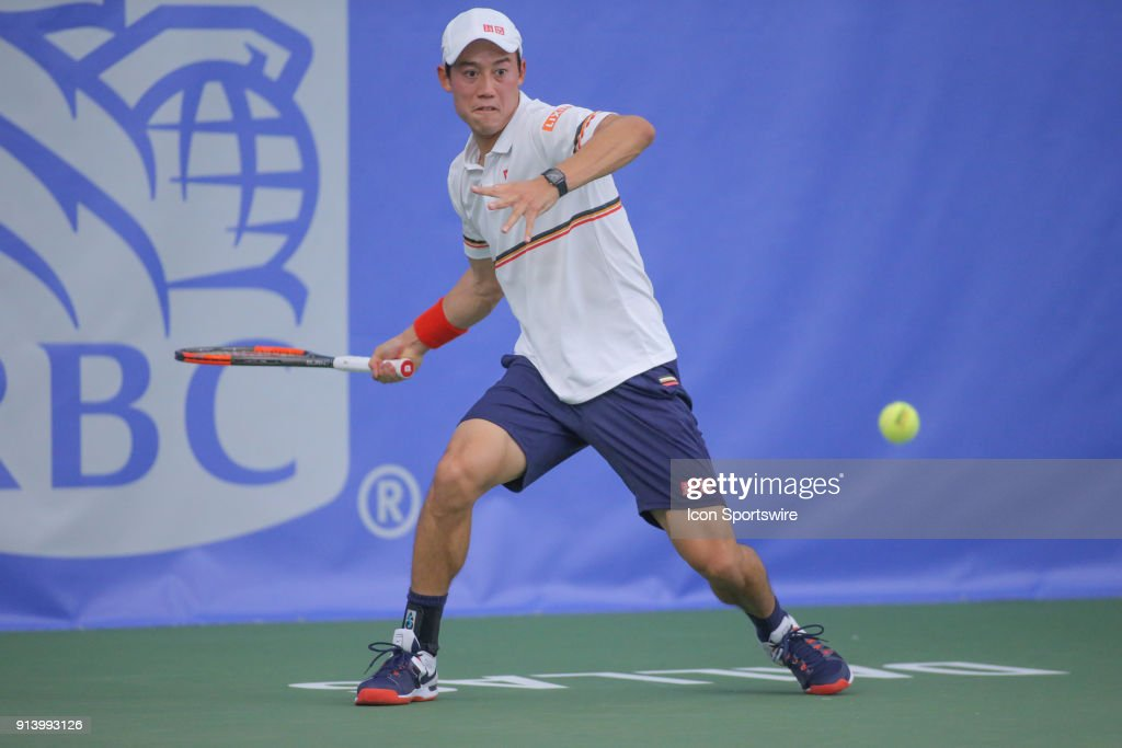 TENNIS: FEB 03 RBC Tennis Championships of Dallas : ニュース写真