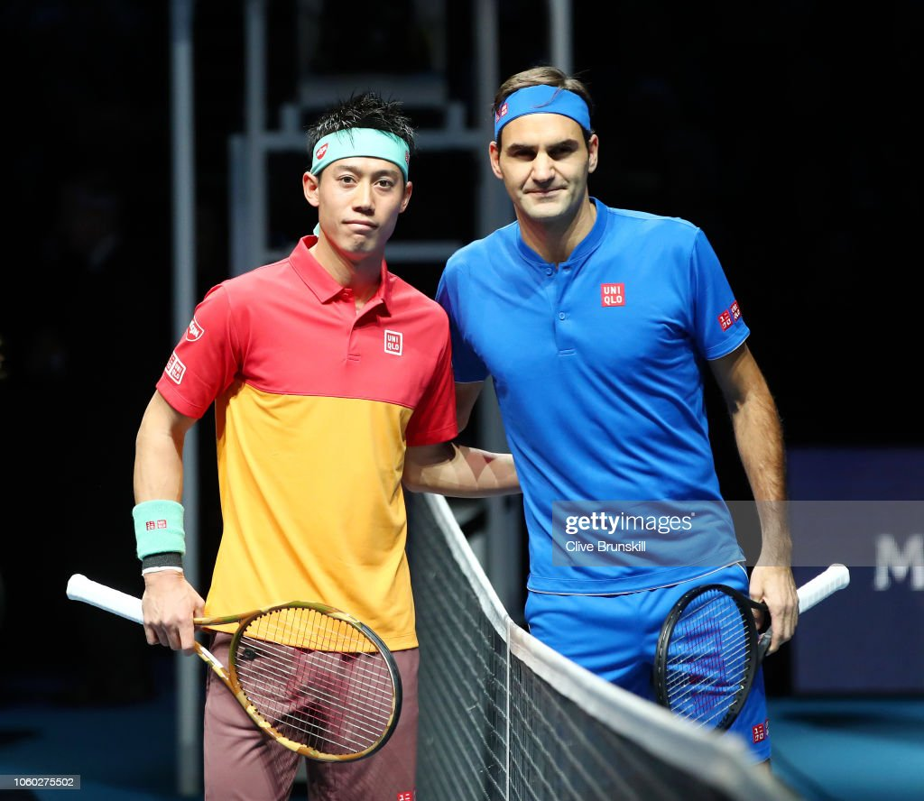 Nitto ATP Finals - Day One : ニュース写真