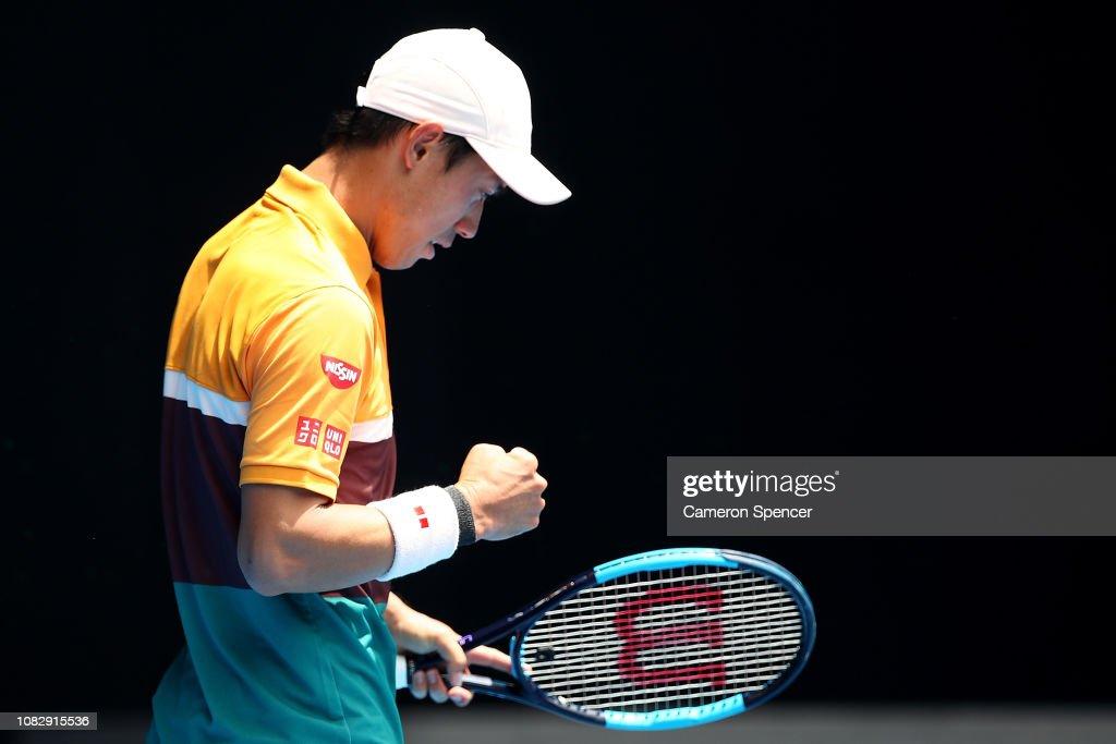 2019 Australian Open - Day 2 : ニュース写真