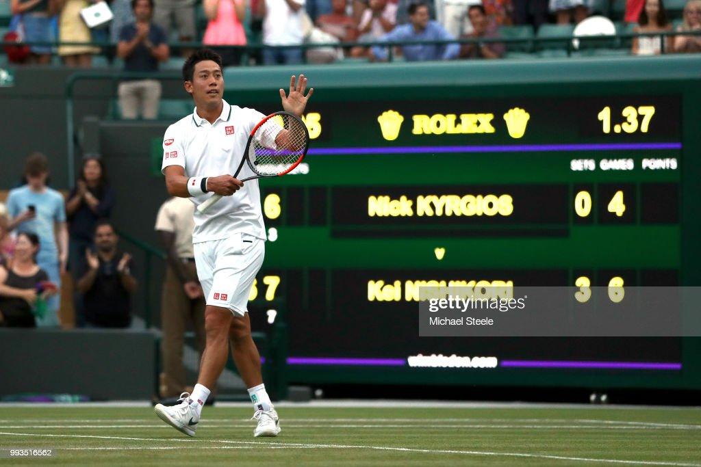 Day Six: The Championships - Wimbledon 2018 : ニュース写真