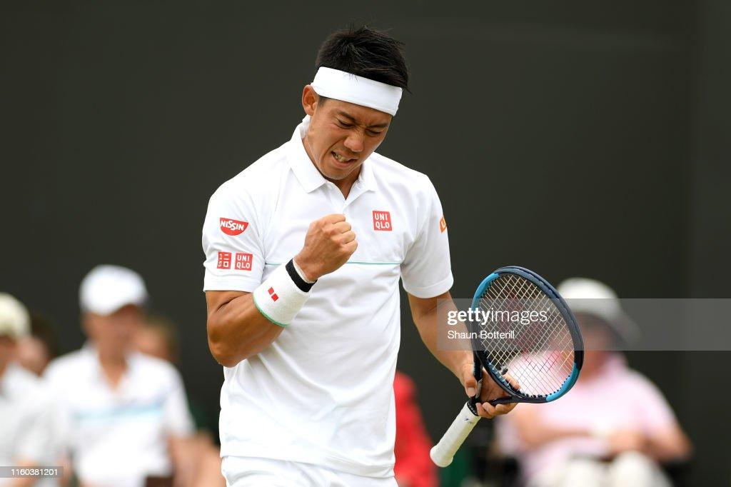 Day Six: The Championships - Wimbledon 2019 : ニュース写真