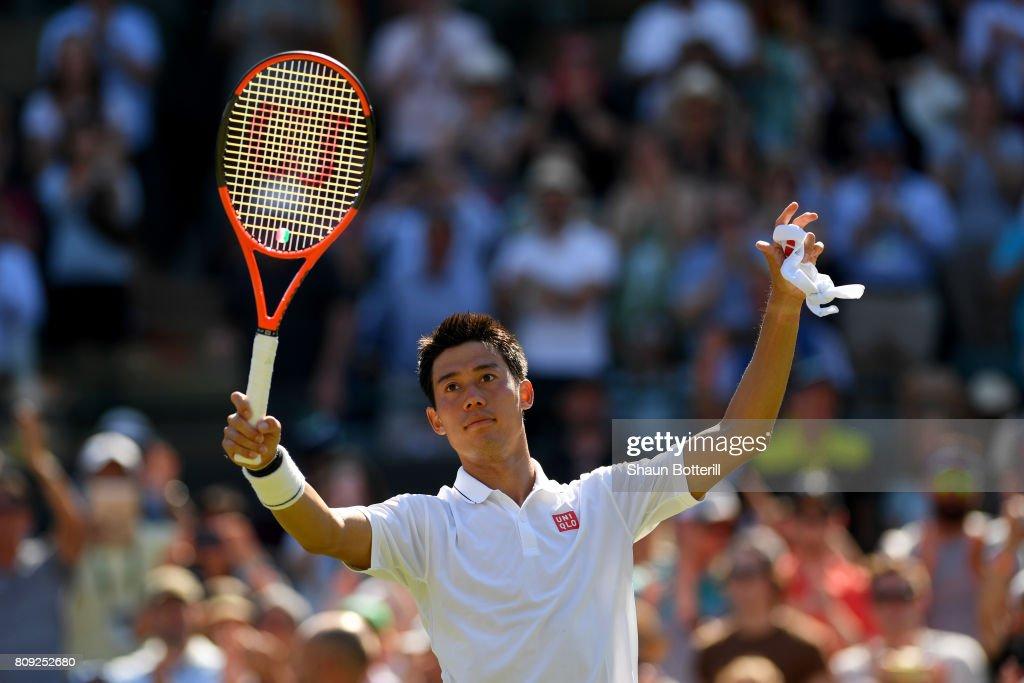 Day Three: The Championships - Wimbledon 2017 : ニュース写真