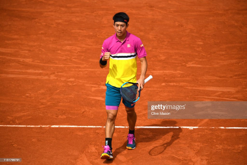2019 French Open - Day One : ニュース写真