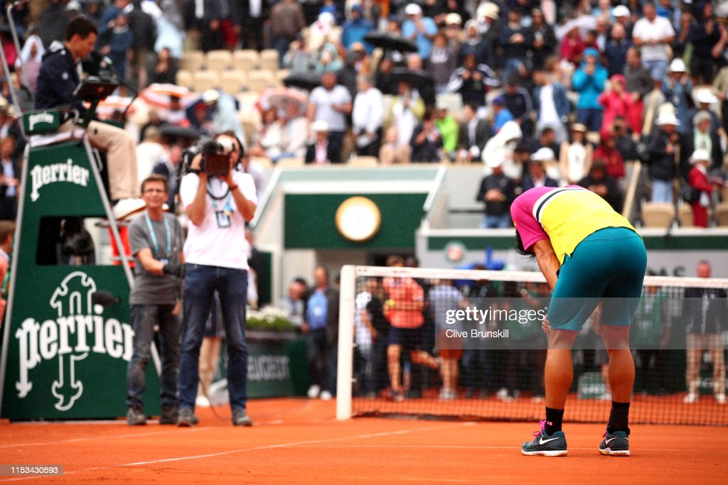 2019 French Open - Day Nine : ニュース写真