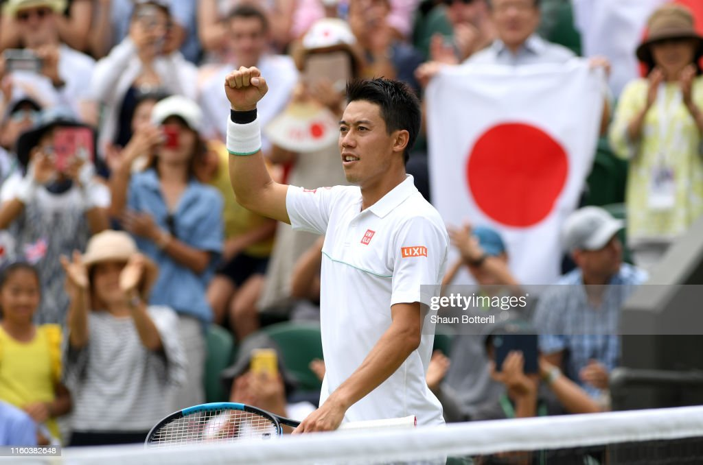 Day Six: The Championships - Wimbledon 2019 : ニュース写真