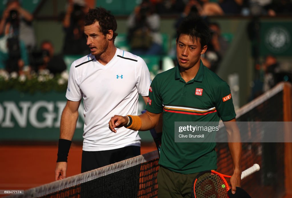 2017 French Open - Day Eleven : ニュース写真