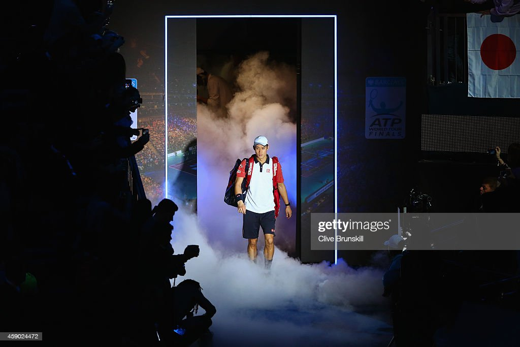 Barclays ATP World Tour Finals - Day Seven : News Photo