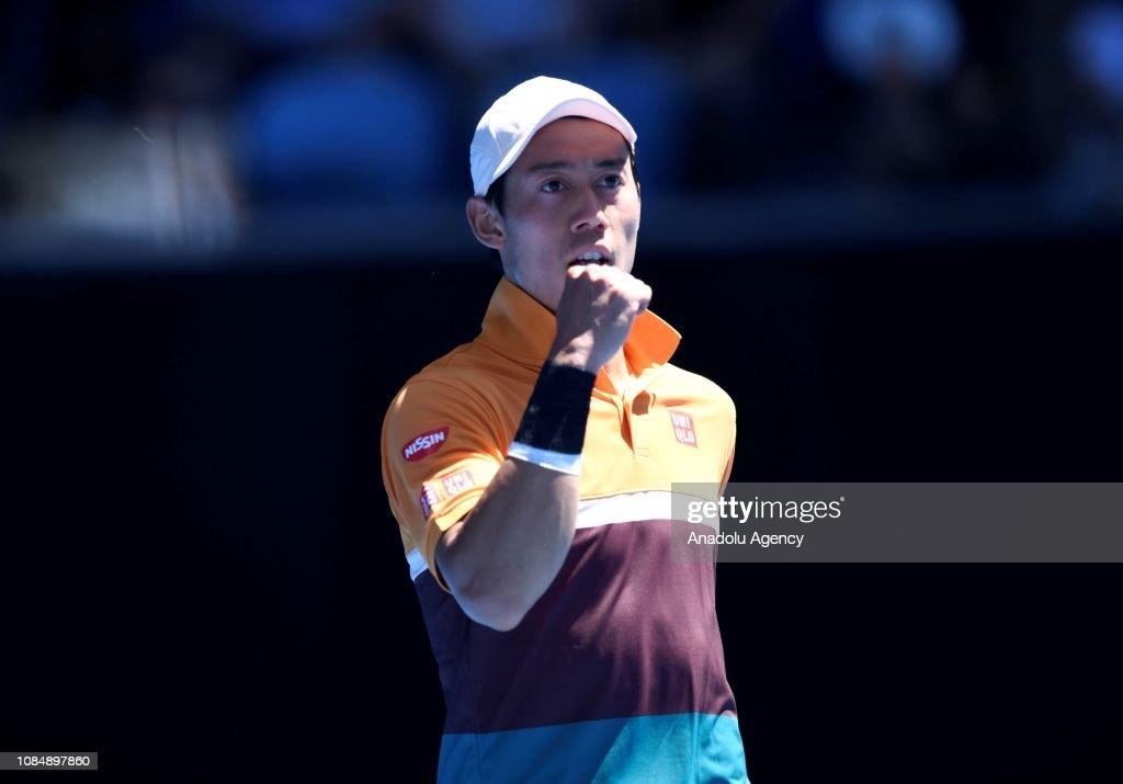 Australian Open 2019 : ニュース写真