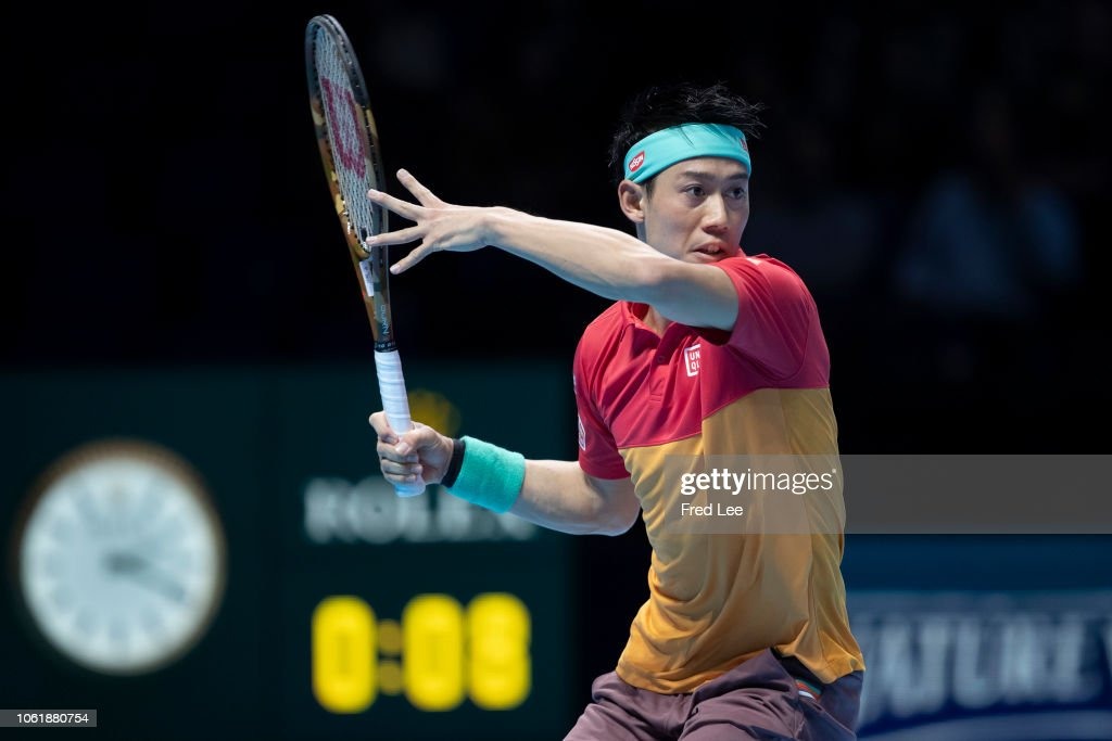 Nitto ATP Finals - Day Five : ニュース写真