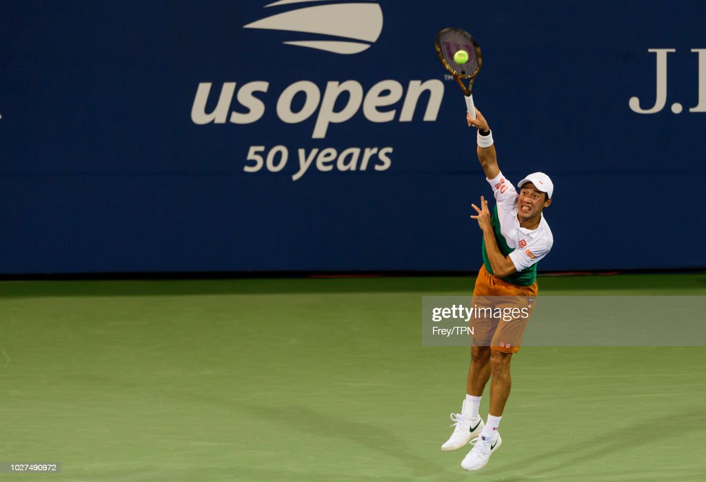 2018 US Open - Day 2 : ニュース写真