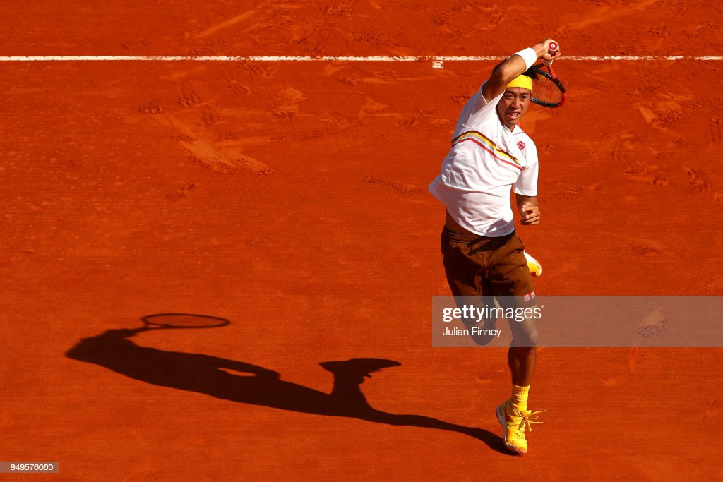ATP Masters Series: Monte Carlo Rolex Masters - Day Seven : ニュース写真