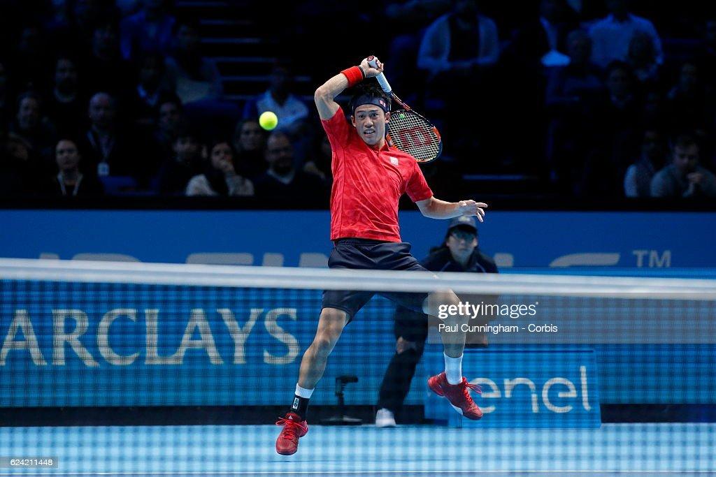 Day Six - Barclays ATP World Tour Finals : News Photo