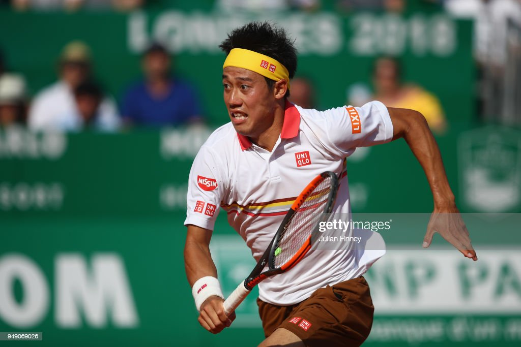 ATP Masters Series: Monte Carlo Rolex Masters - Day Six : ニュース写真