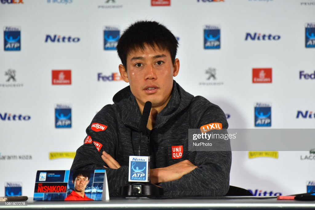 Nitto ATP Finals - Day 5 : ニュース写真