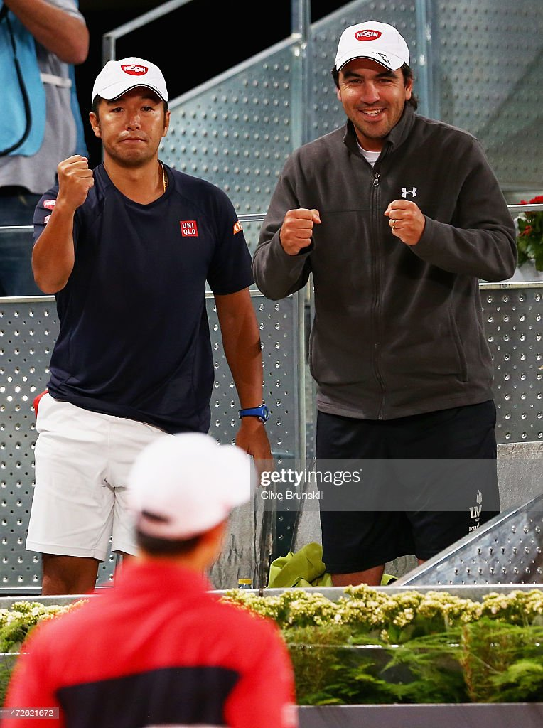 Mutua Madrid Open - Day Seven : ニュース写真