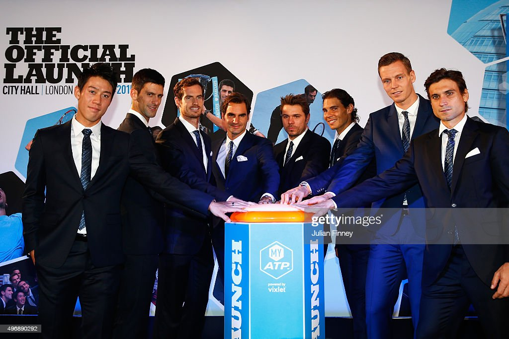 Barclays ATP World Tour Finals Draw : News Photo