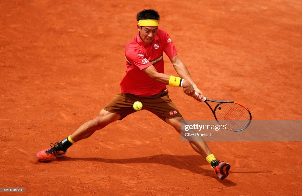 2018 French Open - Day One : ニュース写真