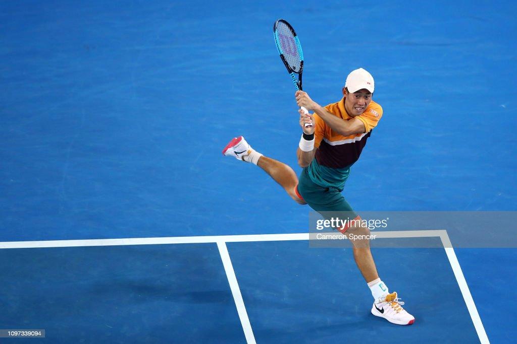 2019 Australian Open - Day 8 : ニュース写真