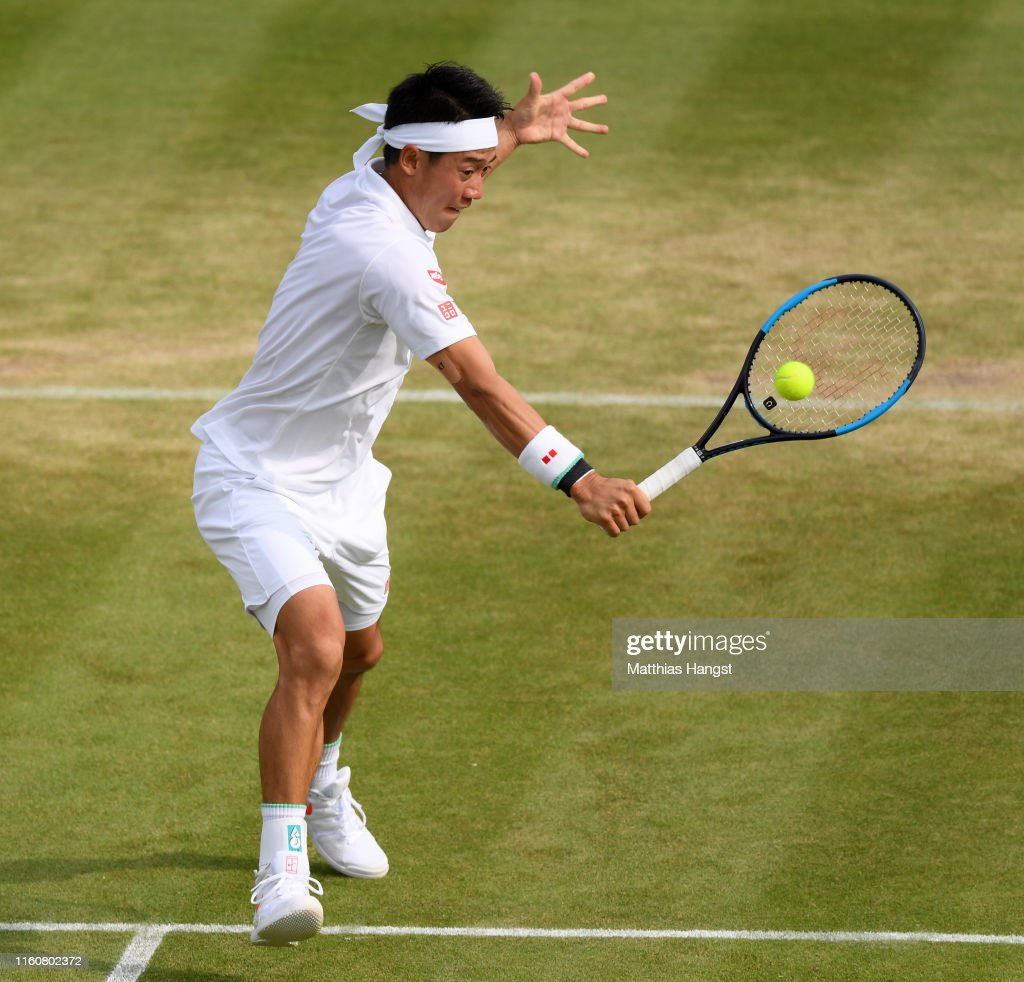 Day Seven: The Championships - Wimbledon 2019 : ニュース写真