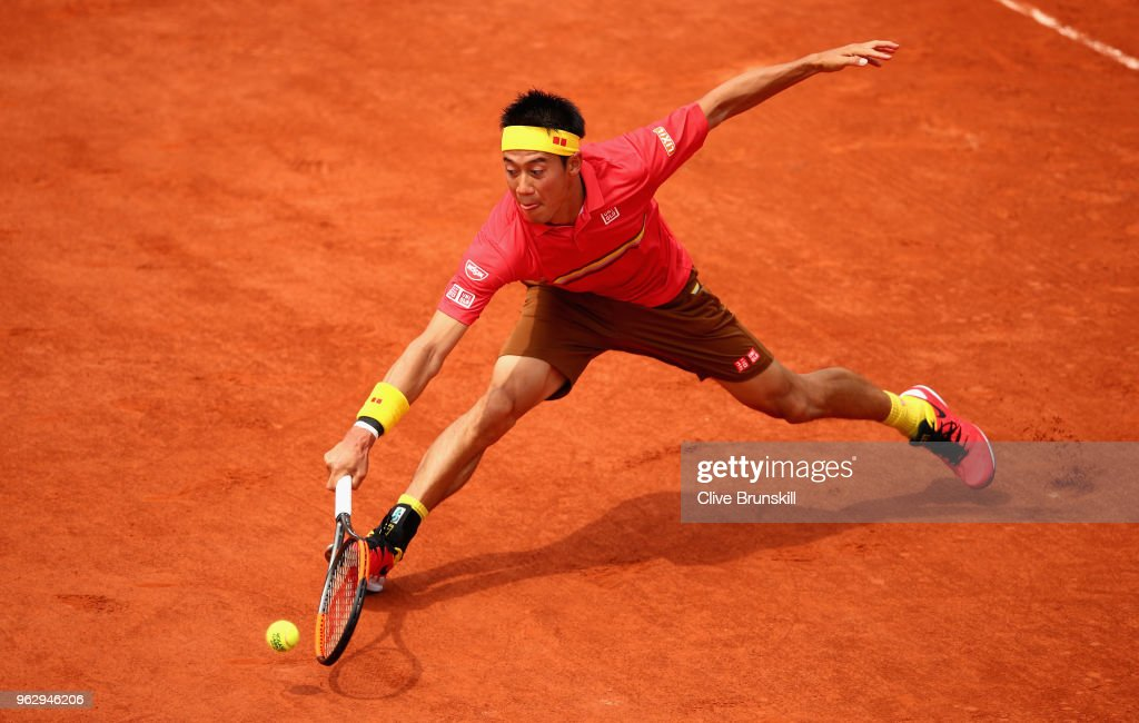 2018 French Open - Day One