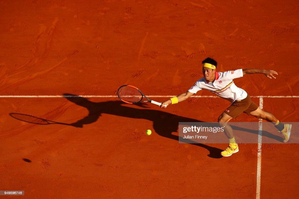 ATP Masters Series: Monte Carlo Rolex Masters - Day Seven