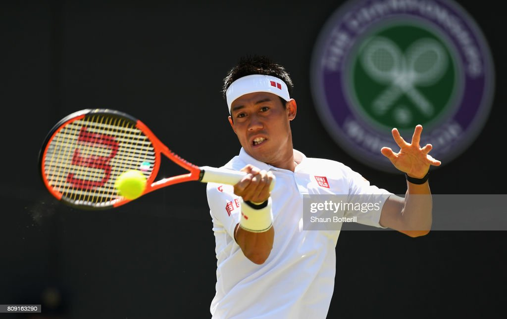 Day Three: The Championships - Wimbledon 2017 : ニュース写真