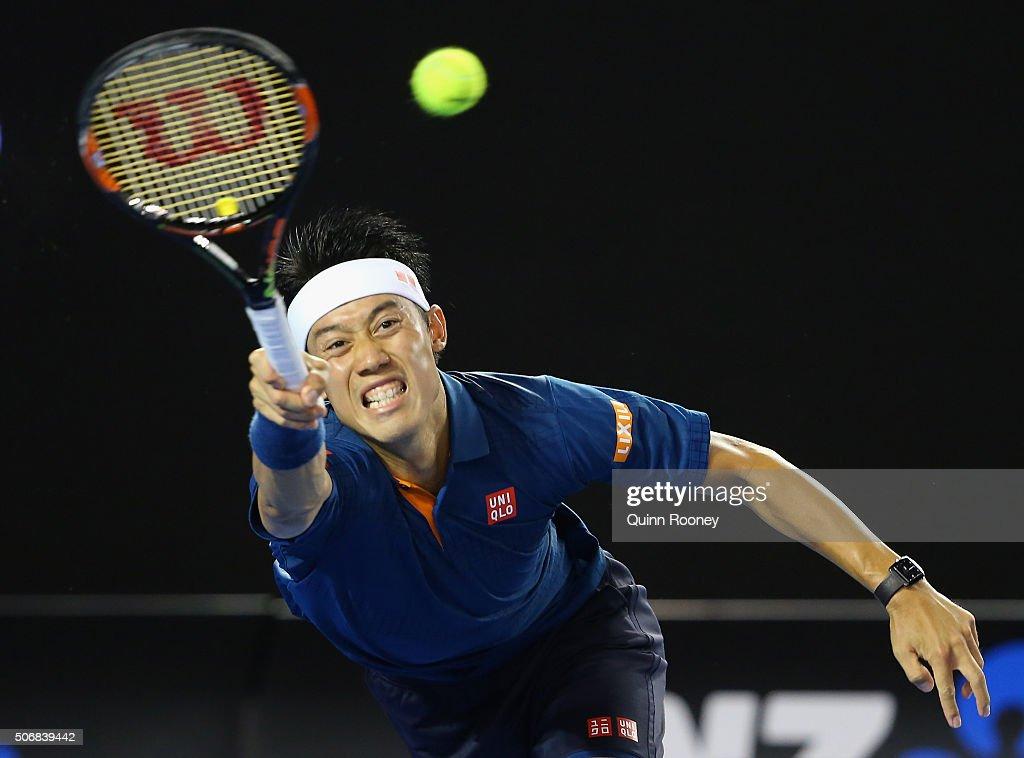 2016 Australian Open - Day 9 : News Photo