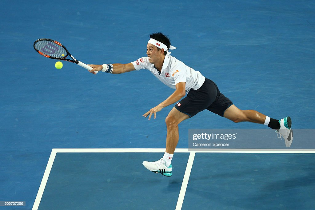 2016 Australian Open - Day 3 : News Photo