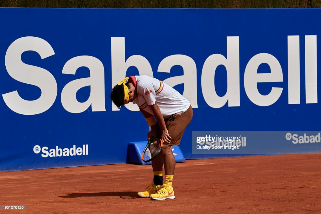 Barcelona Open Banc Sabadell : ニュース写真