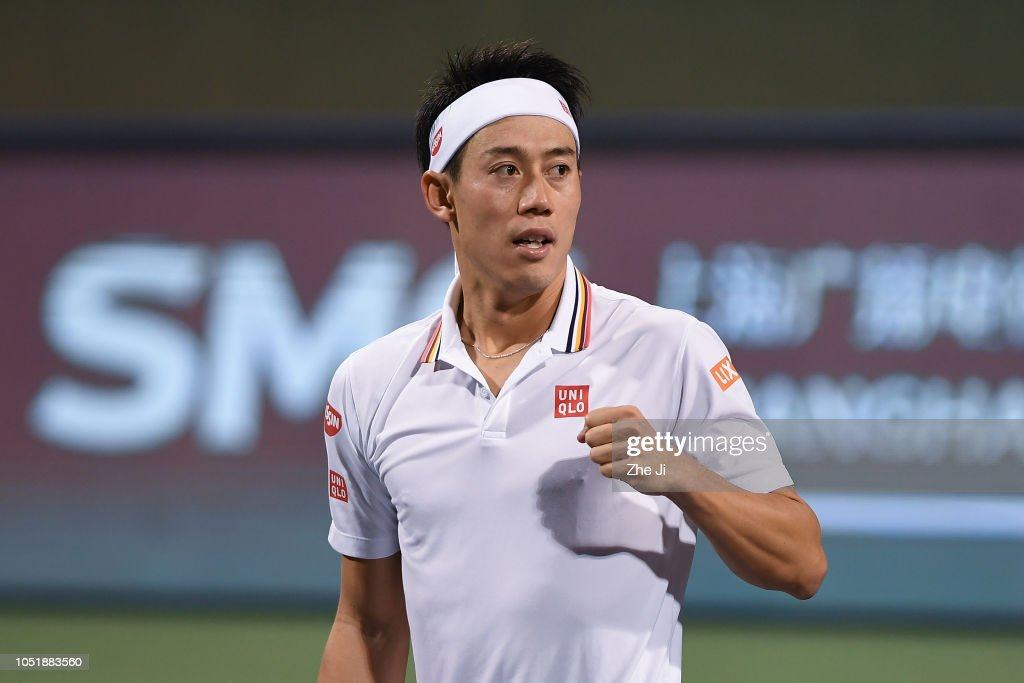 2018 Rolex Shanghai Masters - Day 5 : ニュース写真