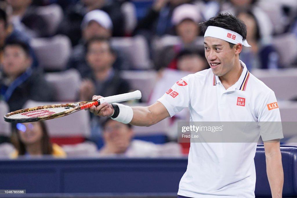 2018 Rolex Shanghai Masters - Day 4 : ニュース写真