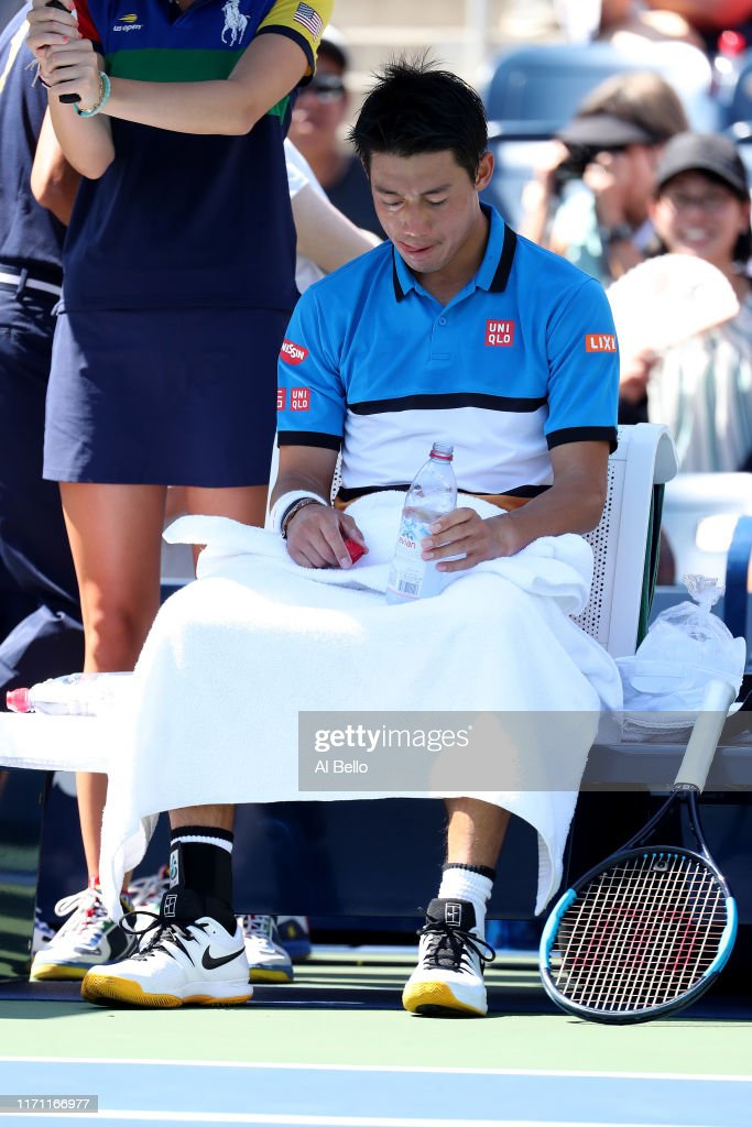 2019 US Open - Day 5 : ニュース写真