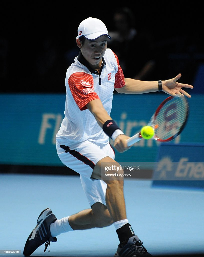 Barclays ATP World Tour Finals - Day One : ニュース写真