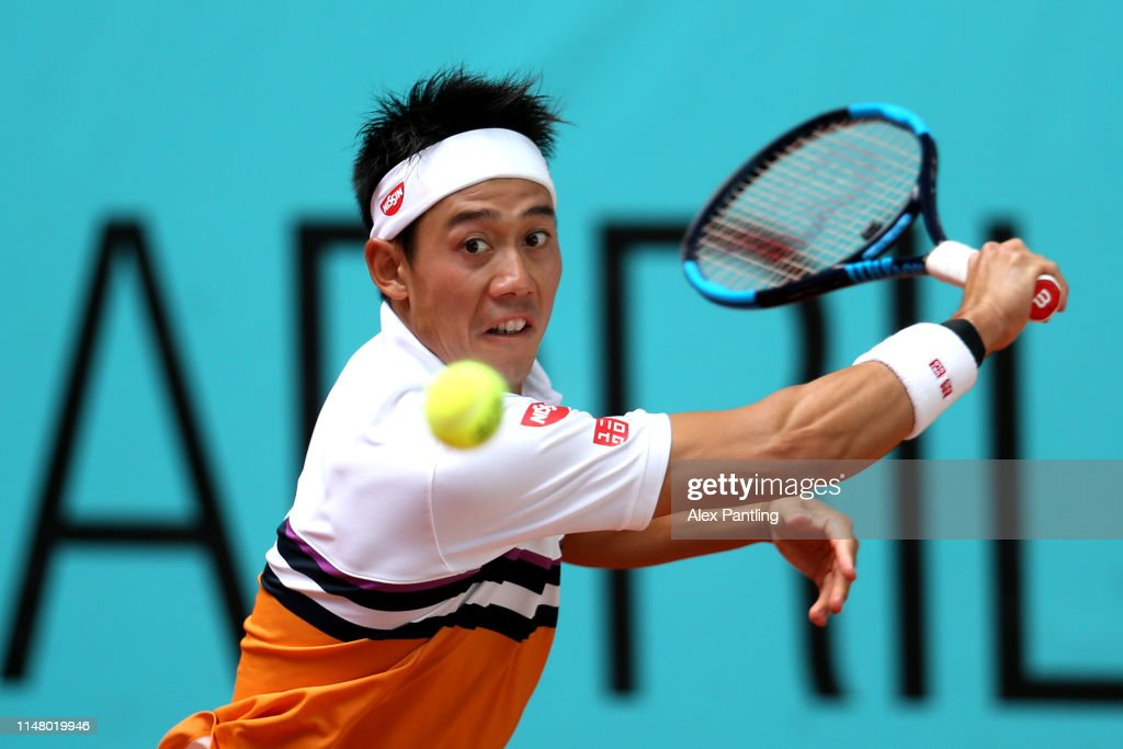 Mutua Madrid Open - Day Six : ニュース写真