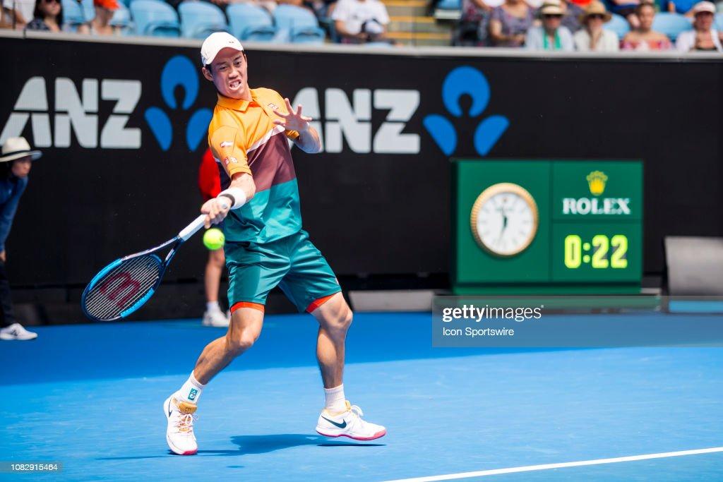 TENNIS: JAN 15 Australian Open : ニュース写真